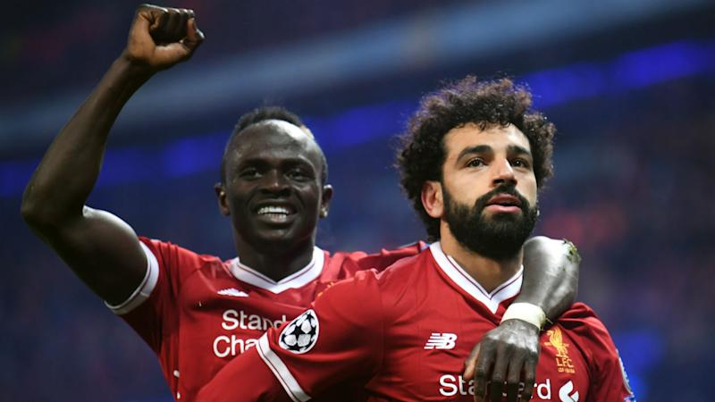 Salah, Mane and Firmino not in competition says Klopp