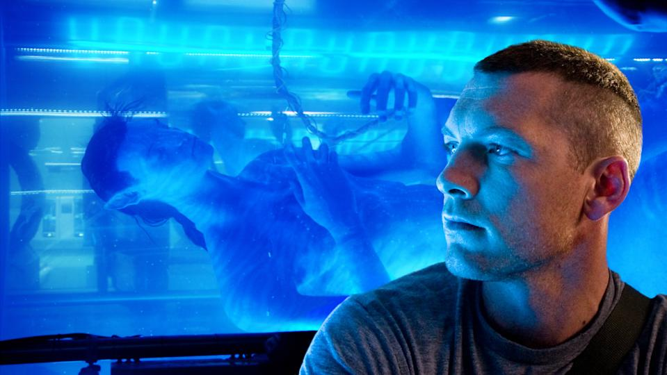 Sam Worthington as Jake Sully in Avatar. (20th Century Fox)