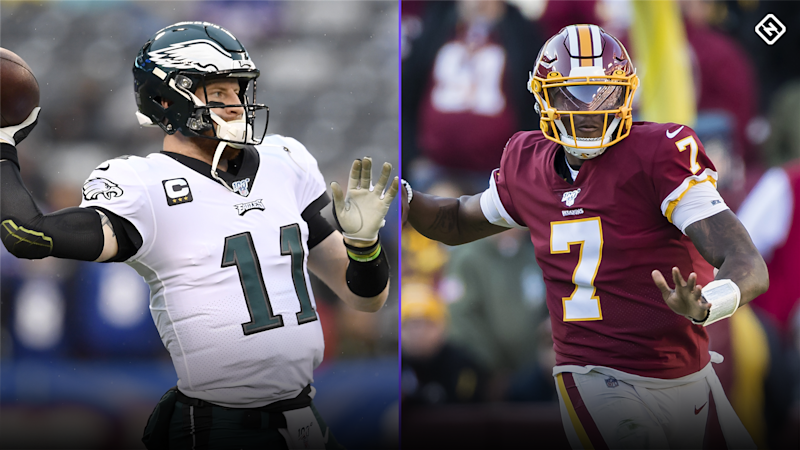 What channel is Eagles vs. Washington on today? Time, TV schedule for Week 1 NFL game