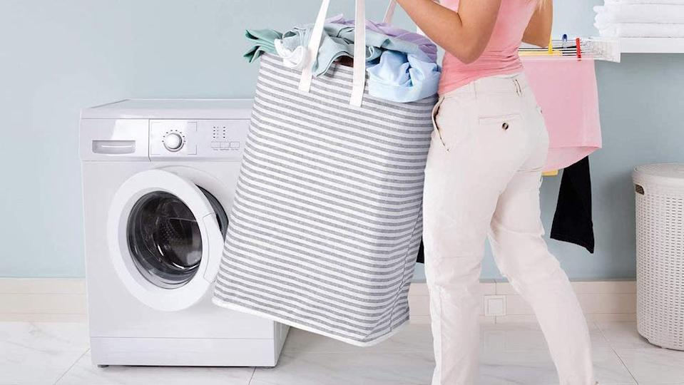 Doing laundry just got a whole lot more chic.