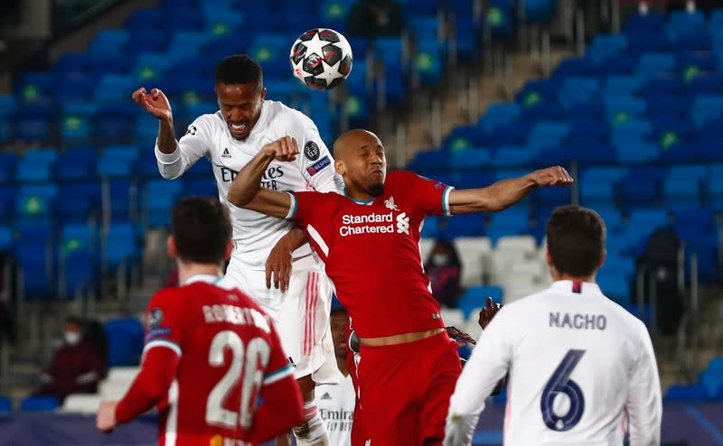 Champions League - Quarter Final - First Leg - Real Madrid v Liverpool