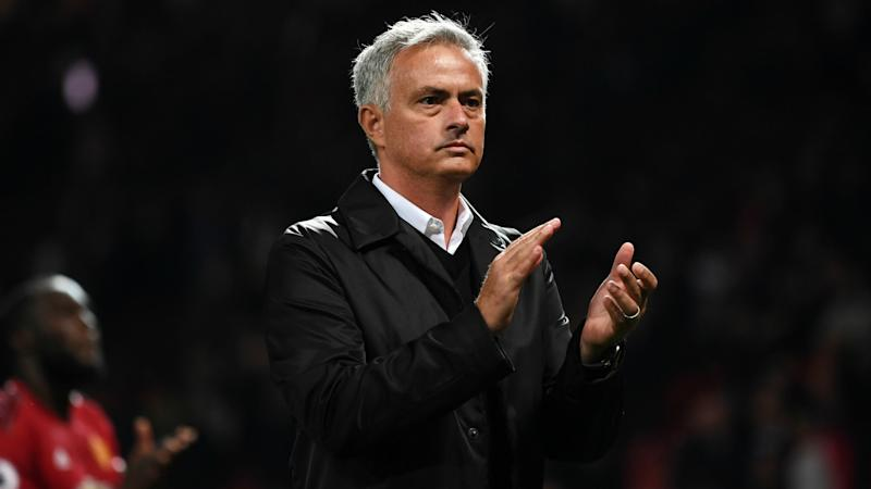 Mourinho gets a lifeline from Man United fans