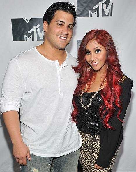 """Snooki Reflects on 2012, Tells Fiance Jionni LaValle """"Let's Get Married!"""""""