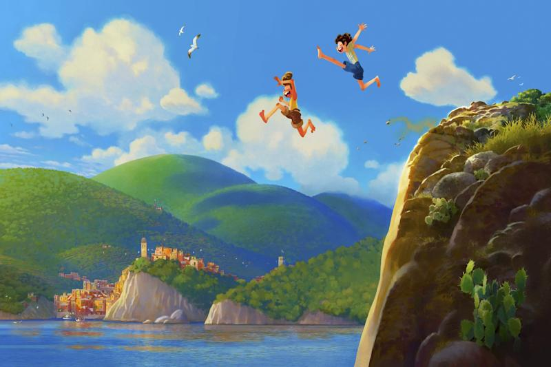 'Luca,' Pixar's Next's Animated Feature Film, Set for Summer 2021 Release