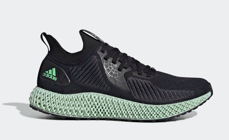 Adidas Star Wars Collection Alphaedge 4D Sneakers. (Photo: Adidas)