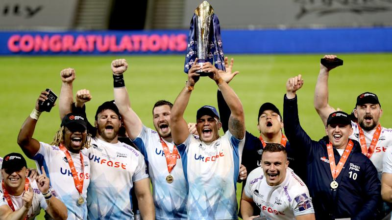 Sale win Premiership Rugby Cup with victory over Harlequins