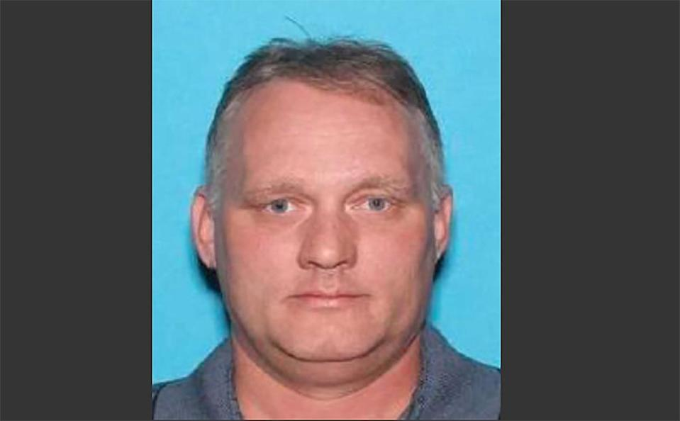 Authorities say Robert Bowers, 46, burst into the Tree of Life synagogue with an AR-15 assault rifle and three handguns, killing 11 worshippers at Sabbath services and wounding six other people, including four police officers (AFP Photo/-)