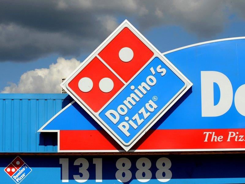 Domino's on track for full year guidance
