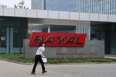 Great Wall may consider building cars in Europe once sales hit 50,000 a year: chairman