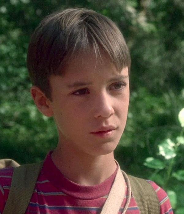 Image result for wil wheaton in stand by me