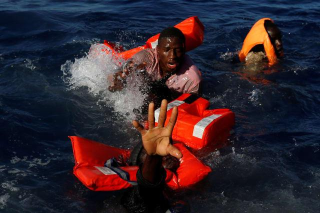 EUROPE-MIGRANTS/RESCUE