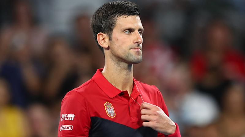 Djokovic hits out at 'witch hunt' amid criticism of Adria Tour