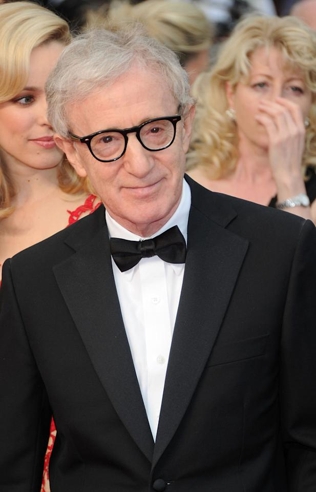 "Celebrity name: Woody Allen Birth name: Allan Stewart Konigsberg At age 17, the New Yorker legally changed his name to Heywood Allen. At that age, he had  already embarked on a successful career as a joke writer. The Oscar winner is up for several Academy Award nominations for his picture, ""Midnight in Paris."""