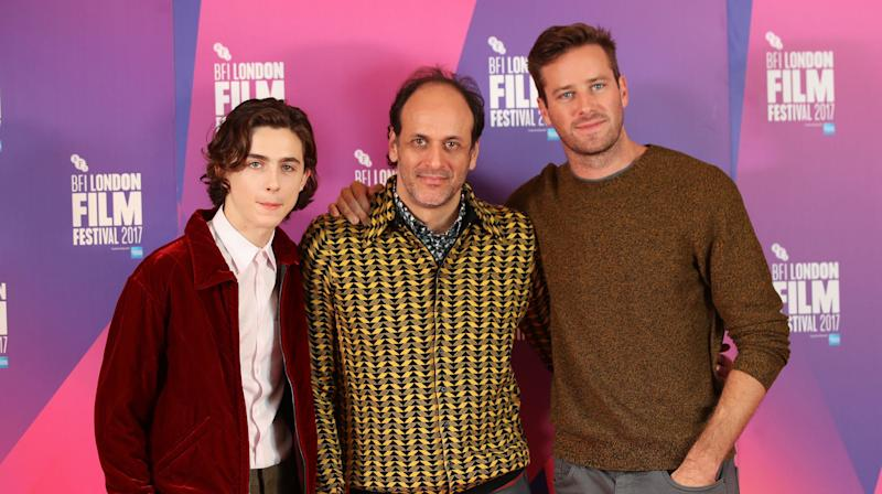 'Call Me By Your Name' Director Reveals Details On Film's Sequel
