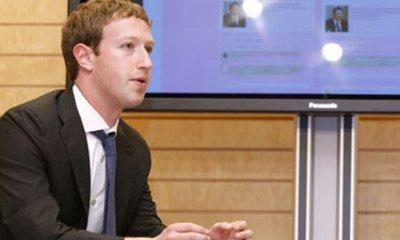 Facebook Valued At £59bn Ahead Of Flotation