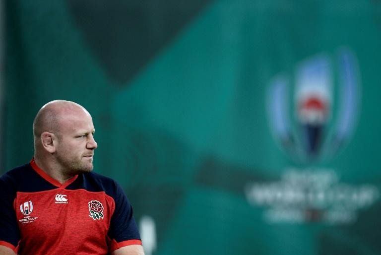 Prop Dan Cole said a typhoon won't blow England's World Cup campaign off-course