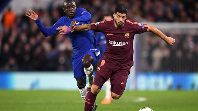 Lionel Messi's goal will mean Barcelona have more space in the second leg against Chelsea, according to Luis Suarez.