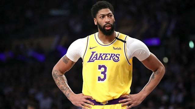 Anthony Davis provided an update on his fitness as he recovers from a back injury, which has forced him to miss three straight games.