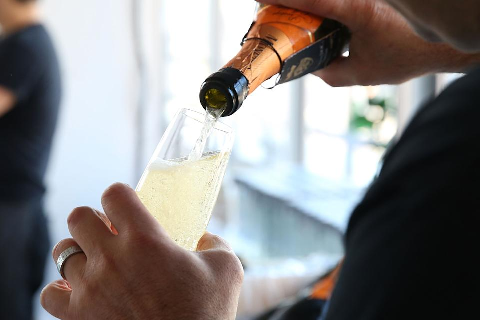 A budget supermarket bottle of prosecco has taken the top spot as the best in the UK. [Photo: Getty]