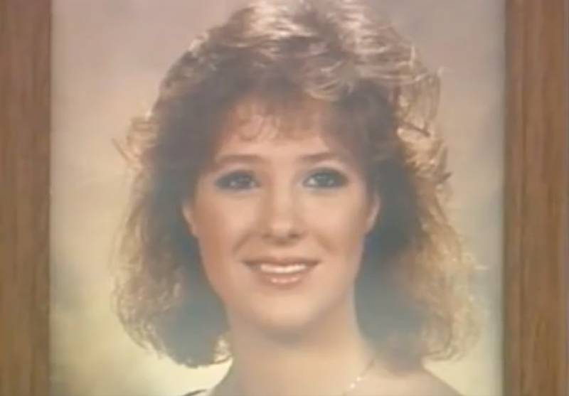 Traci Crozier died in 1991 after her car was set on fire while she was inside. Source: WDEF