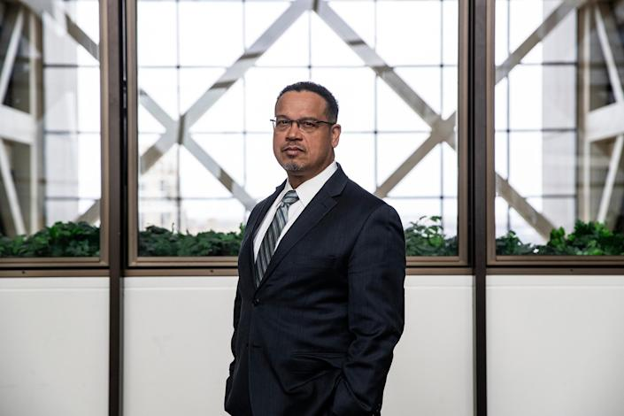 """Minnesota AG Ellison was """"appalled"""" to read details of Franklin's killing by police"""