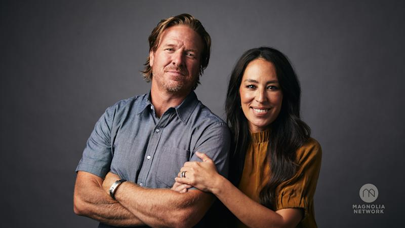 Fixer Upper Is Coming Back on Chip and Joanna Gaines' Magnolia Network