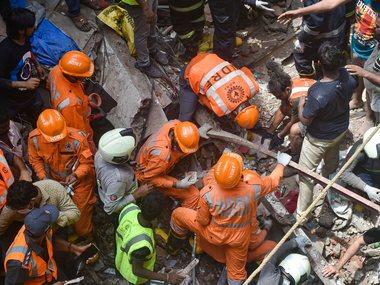 Mumbai Dongri building collapse: Toll rises to 14 as rescue operations continue; number of casualties likely to rise, say BMC officials