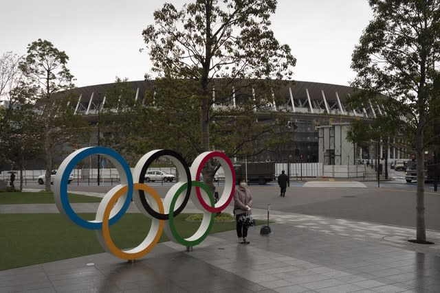 The Olympic venues will still be used next year (Jae C. Hong/AP)