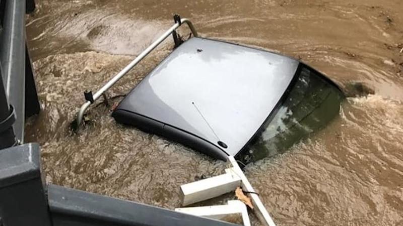 Australia deploys military in flood-ravaged Queensland