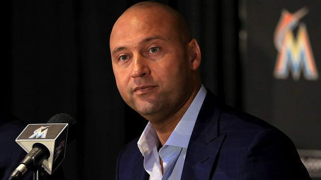 <p>Derek Jeter's short time as Marlins exec has eroded his baseball reputation</p>