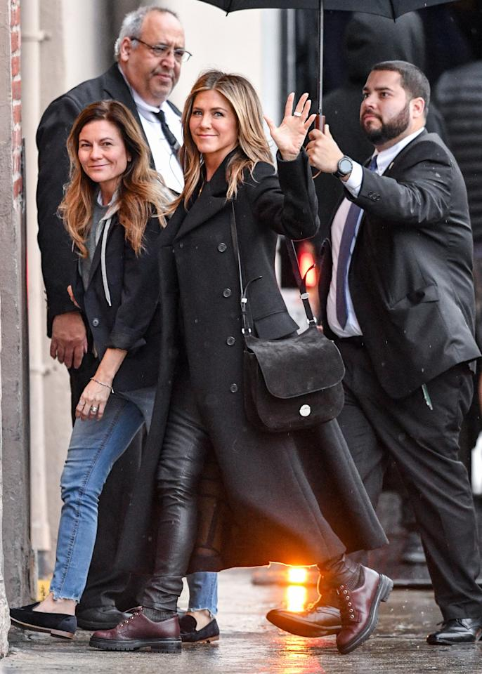 Jennifer Aniston Just Wore the 2019 Version of Your Favorite