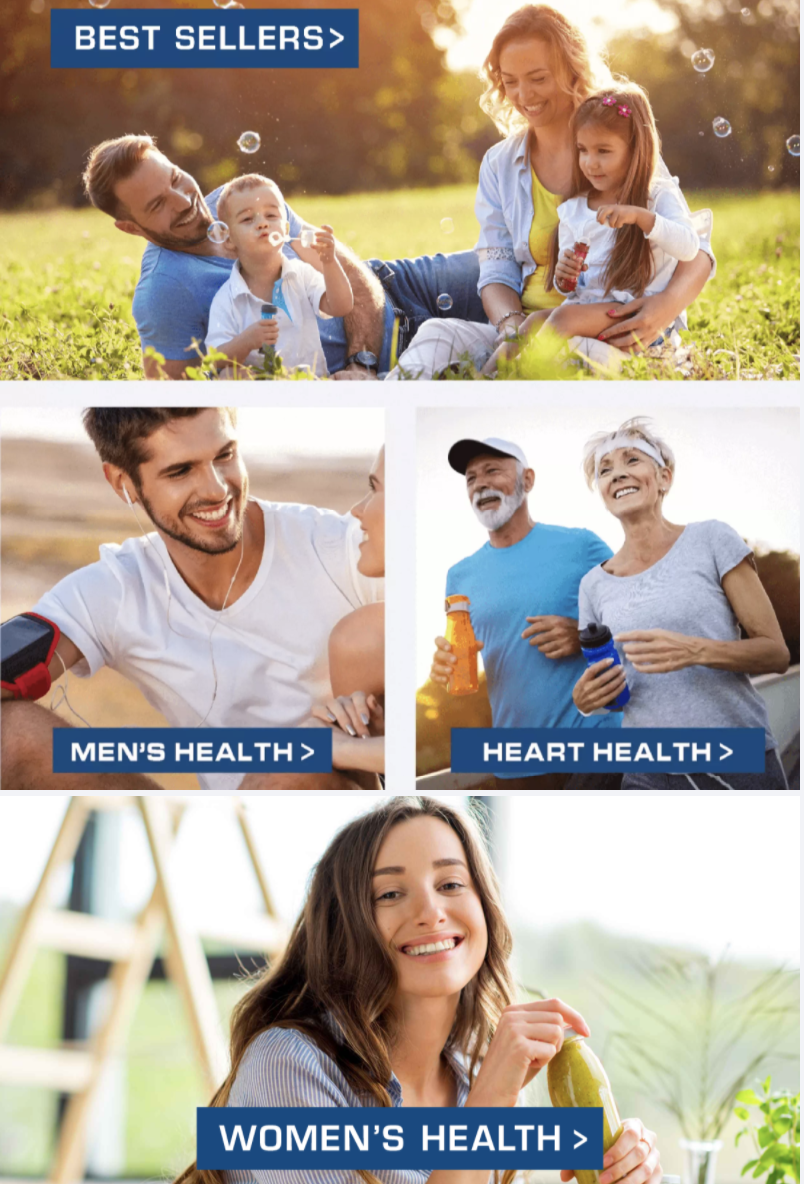 Puritan's Pride: Boost you and your family's health. PHOTO: Lazada