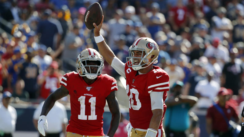 49ers vs. Washington live stream: How to watch NFL Week 7 game online