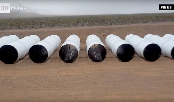 The Hyperloop Is Finally Being Built — See the Photos Here