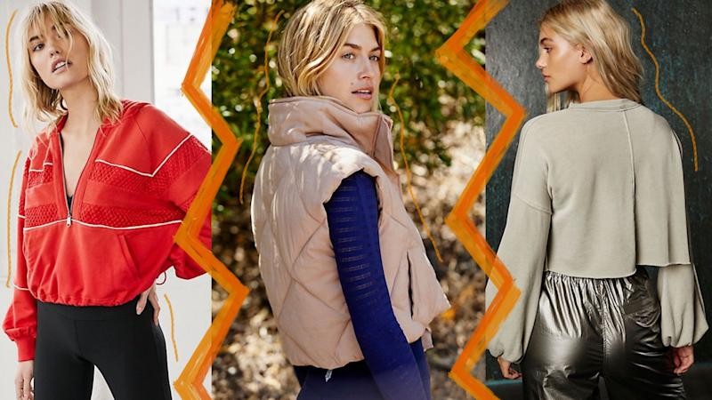 These Cute New Layering Essentials From Free People Have Me Beyond Ready For Fall