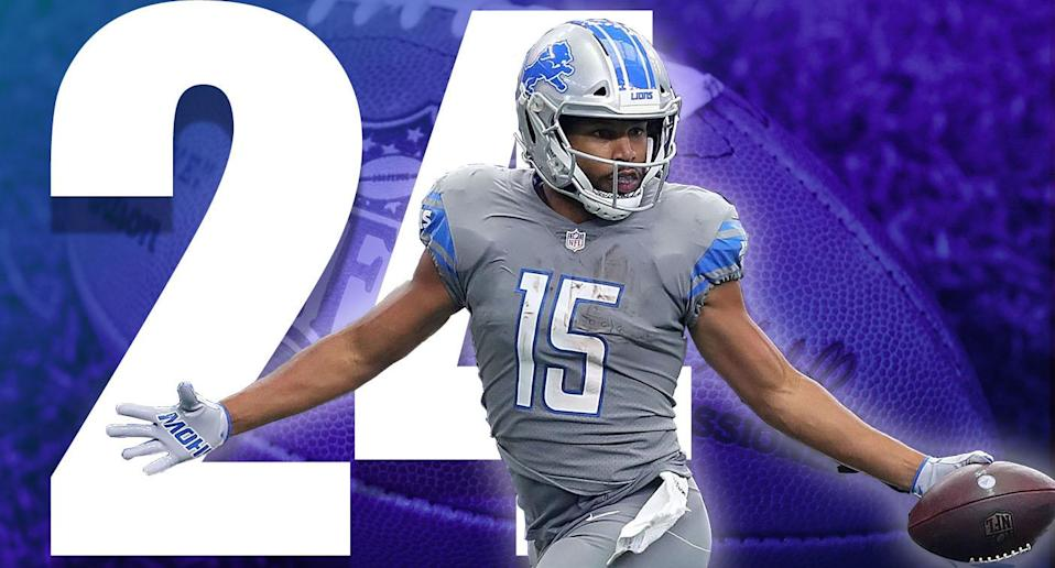 <p>The difference between the Lions winning in Dallas and getting back to .500 after an 0-2 start, and blowing it in the final minutes, seems bigger than it should for Week 4. (Golden Tate) </p>