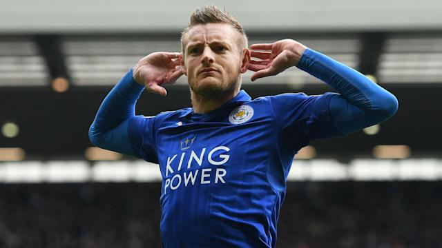It has been an eventful ride for Jamie Vardy at Leicester City and according to the striker, one he is not willing to get off just yet.