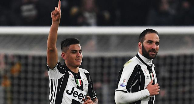 Dybala and Higuain will be a test for Real Madrid nerves. (Getty Images)