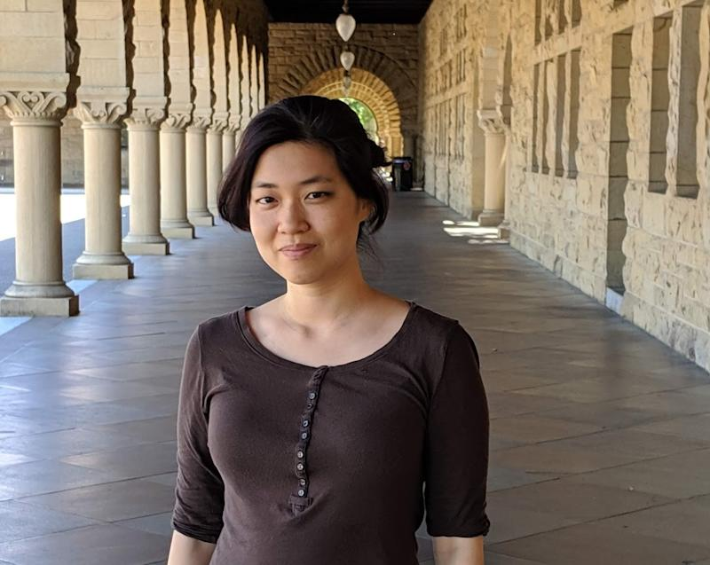 Singaporean Netflix data scientist Grace Tang. (Photo: Courtesy of Grace Tang)