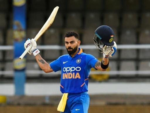 Virat Kohli will lead India in the first Test against West Indies starting Thursday