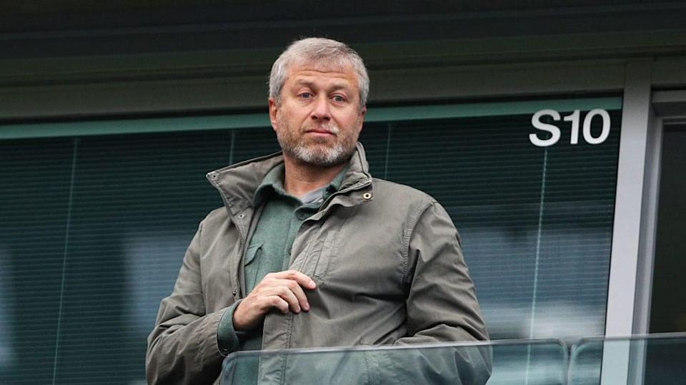 Abramovich | Paul Gilham/Getty Images