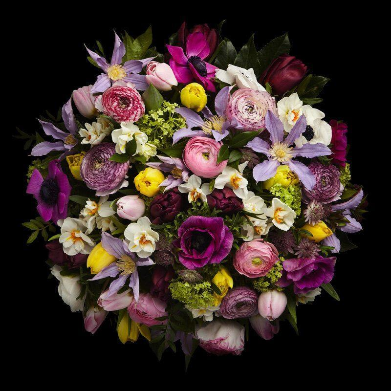 Neill Stein florist's choice hand-tied bouquet, £135 - £355