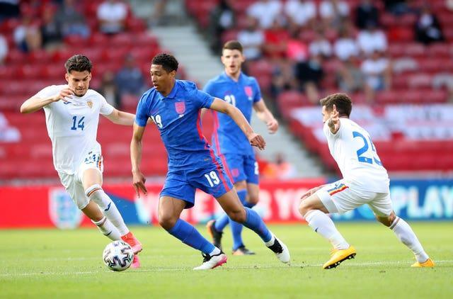 Grealish hailed the talent of England's younger talent such as teenage midfielder Jude Bellingham.
