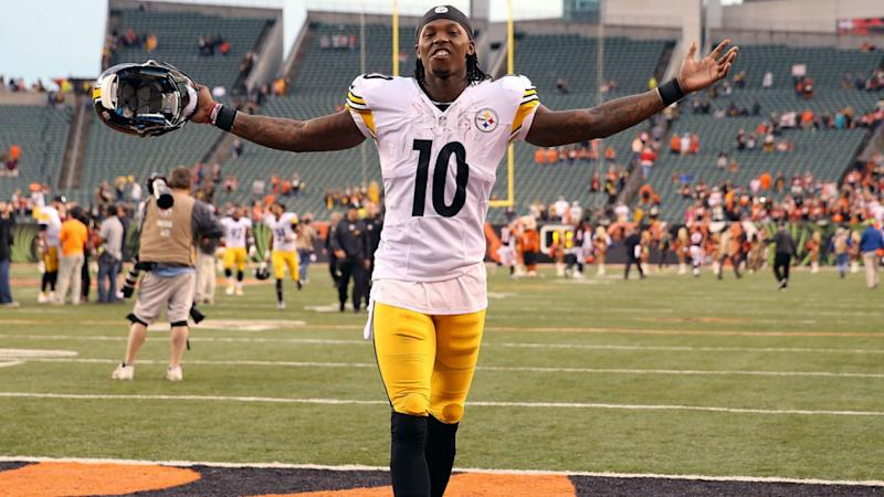 Steelers' Martavis Bryant reinstated by NFL on conditional basis