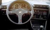 <p>The M3's acceleration isn't quick by today's standards. In our November 1988 test, the M3 took 6.9 seconds to hit 60 mph with the quarter-mile passing in 15.2 seconds at 92 mph. Here's food for thought: BMW's electric i3 is quicker to 60 (6.5 seconds) and hits the quarter in 15.3 seconds at 86 mph.</p>
