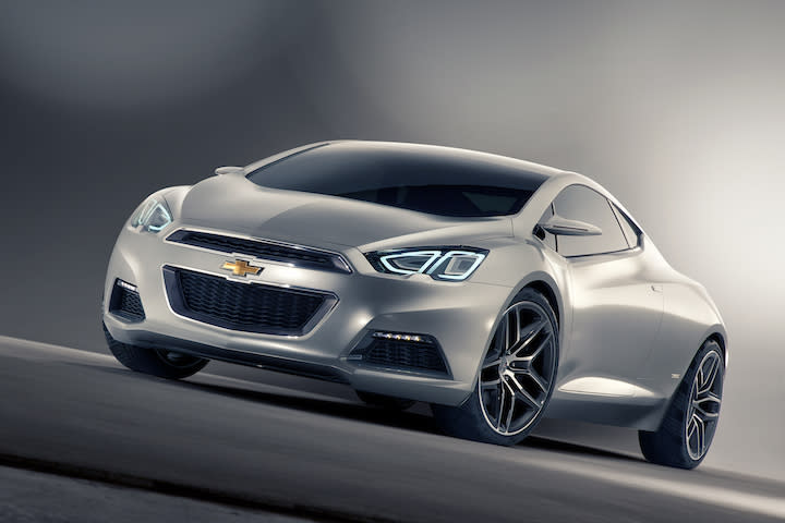 chevrolet jolt makes the case for an affordable electric coupe. Black Bedroom Furniture Sets. Home Design Ideas