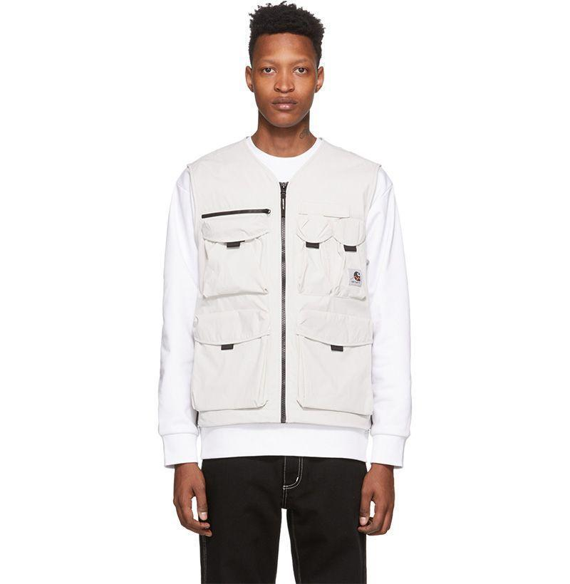 "<p><strong>Carhartt WIP</strong></p><p>ssense.com</p><p><strong>$136.00</strong></p><p><a href=""https://go.redirectingat.com?id=74968X1596630&url=https%3A%2F%2Fwww.ssense.com%2Fen-us%2Fmen%2Fproduct%2Fcarhartt-work-in-progress%2Fwhite-hayes-vest%2F4957011&sref=https%3A%2F%2Fwww.esquire.com%2Fstyle%2Fmens-fashion%2Fadvice%2Fg2964%2Fwhite-after-labor-day%2F"" rel=""nofollow noopener"" target=""_blank"" data-ylk=""slk:Buy"" class=""link rapid-noclick-resp"">Buy</a></p><p>Whether for nippy summer nights or post-Labor Day transitional weather, you can't go wrong with an ultra-practical fishing vest (yes, a fishing vest; give it a shot!), like this one from Carhartt WIP. </p>"