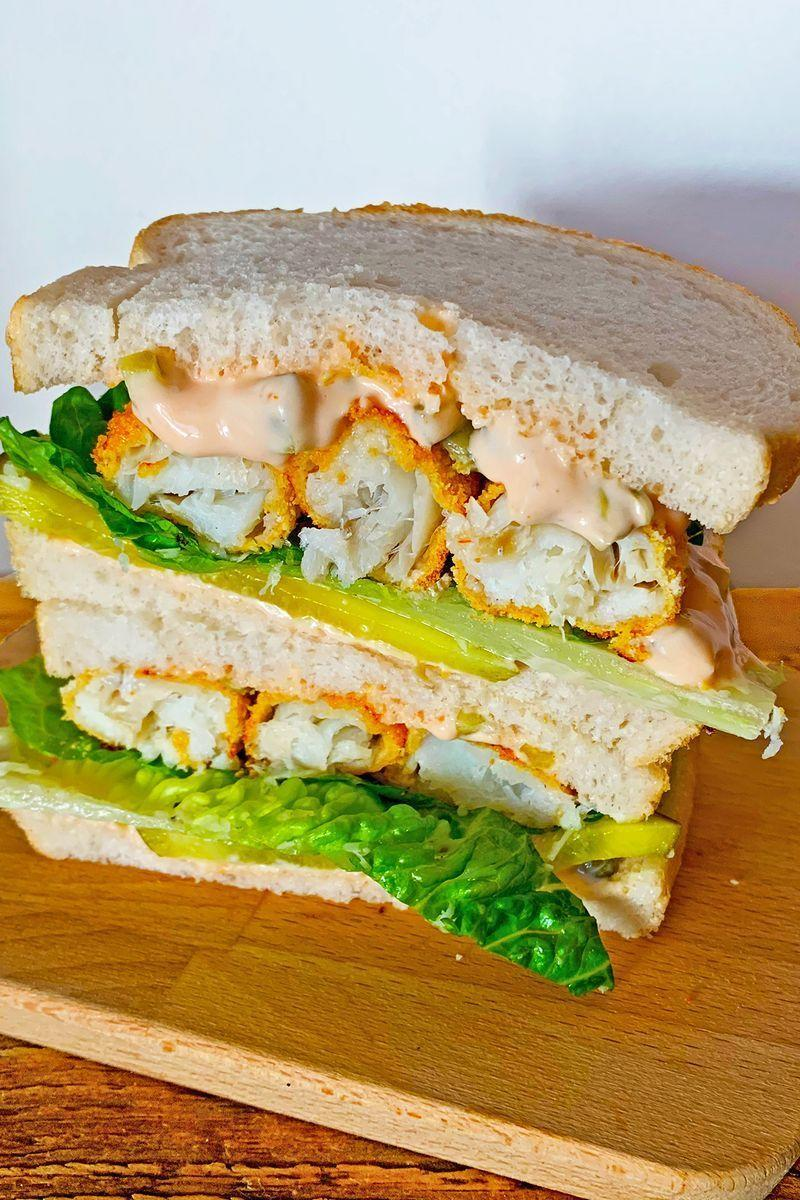 "<p>The beauty of a fish finger <a href=""https://www.delish.com/uk/food-news/a30208491/sandwiches-are-the-best/"" rel=""nofollow noopener"" target=""_blank"" data-ylk=""slk:sandwich"" class=""link rapid-noclick-resp"">sandwich</a> is that anyone can enjoy it, from primary school children for a quick and fuss-free tea, to poor students in need of a comfort food fix, or any of us craving something after <a href=""https://www.delish.com/uk/food-news/a29016327/uk-pub-etiquette-guide/"" rel=""nofollow noopener"" target=""_blank"" data-ylk=""slk:a couple of pints"" class=""link rapid-noclick-resp"">a couple of pints</a>. </p><p>Get the <a href=""https://www.delish.com/uk/cooking/recipes/a32137861/fish-finger-sandwich/"" rel=""nofollow noopener"" target=""_blank"" data-ylk=""slk:Fish Finger Sandwich"" class=""link rapid-noclick-resp"">Fish Finger Sandwich</a> recipe.</p>"