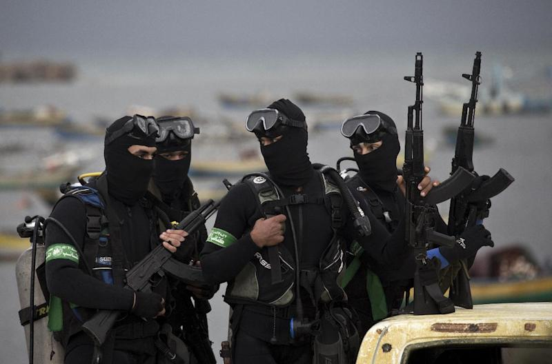 Hamas's military wing was added to the European Union's first-ever terrorism blacklist drawn up in December 2001 in the wake of the September 11 attacks on the United States