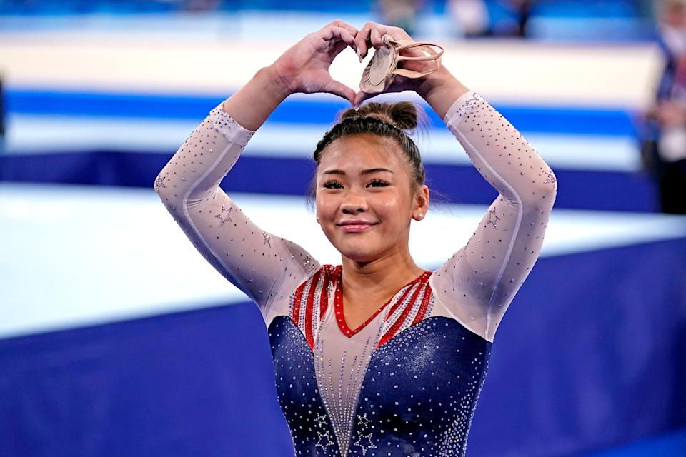 U.S. gymnast Sunisa Lee's surprise gold-medal performance in the women's all-around final could help stem any viewer loss after Simone Biles' withdrawal from the competition.